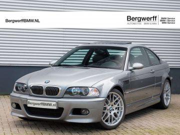 BMW M3 3-serie Coupé Competition SMG 75.121km CS
